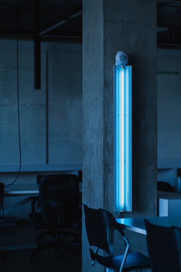 Sanitización de espacios con Luz UV-C para evitar el riesgo de contagio por covid-19
